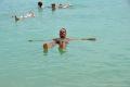 Eilat: Baden im Toten Meer