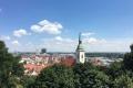 Bratislava: Blick von der Burg