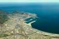 Rückflug über Kapstadt