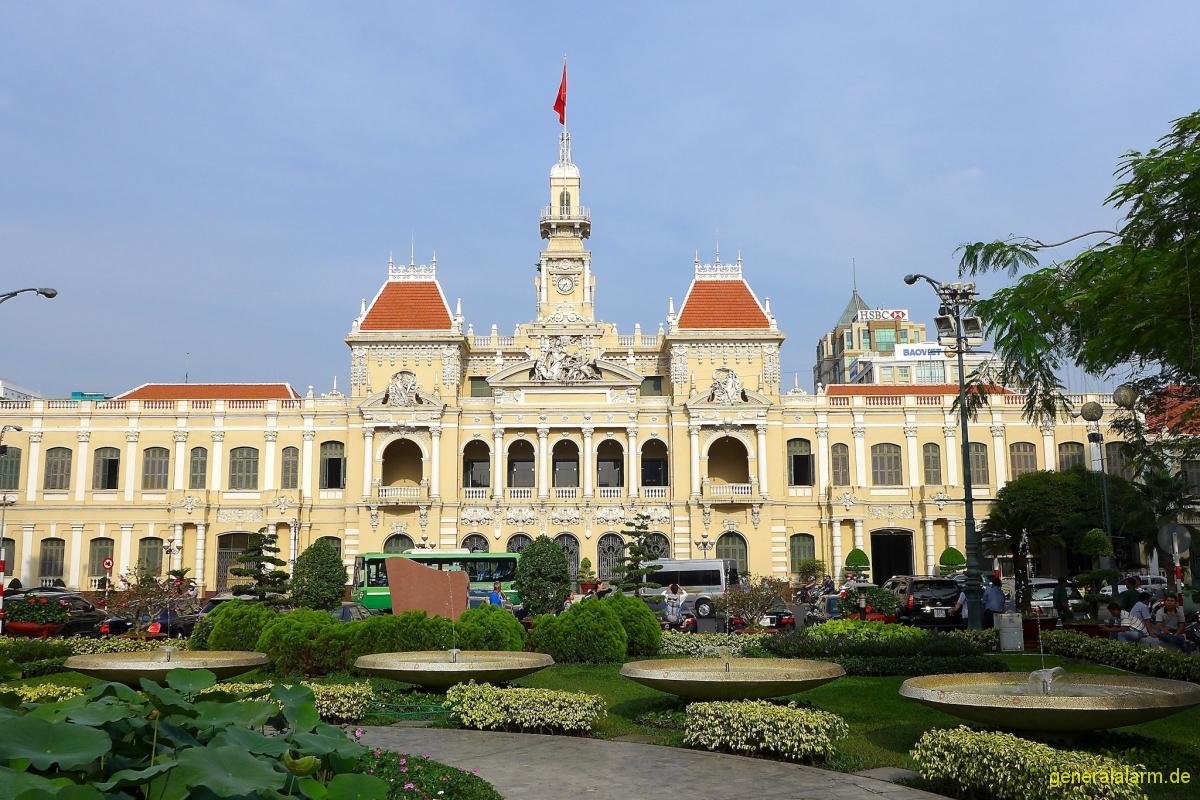 4 januar 2014 ho chi minh city vietnam aida und mein for Jardin des sens ho chi minh