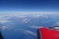 Anflug auf Grönland