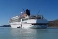 MS Bremen in Kangerlussuaq