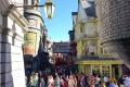 Universal Studios: Winkelgasse