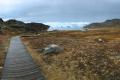 Unterwegs zum Eisfjord