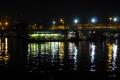 Manaus: Hafen am Abend