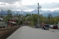 Bahnhof in Voss