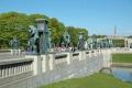 Oslo: Vigeland Park