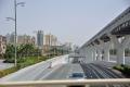 Dubai: Monorail