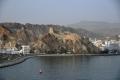 Muscat: Hafeneinfahrt
