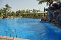 Muscat: Mittagspause am Hotelpool
