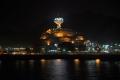 Muscat: Hafenausfahrt