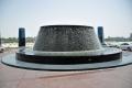 Dubai: Brunnen vor dem Burj al Arab
