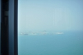 Dubai: Gläsener Aufzug im Burj al Arab