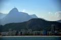Rio de Janeiro: Hafeneinfahrt (Christo)