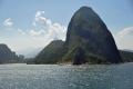 Rio de Janeiro: Hafeneinfahrt (Zuckerhut)