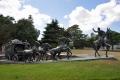 Montevideo: Denkmal La Diligencia
