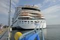Tallinn: AIDAsol im Hafen