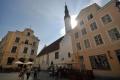 Tallinn: Heiliggeistkirche