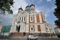 Tallinn: Alexander Newski Kathedrale