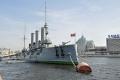 St. Petersburg: Kriegsschiff Aurora