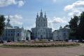 St. Petersburg: Smolnyj Kathedrale