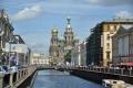 St. Petersburg: Blutkirche