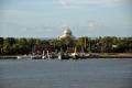 St. Petersburg: Passage von Kronstadt