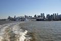 New York: Auf dem Hudson River