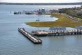 Charleston: Hafen