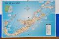 Hamilton: Übersichtsplan im Hafen