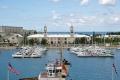 Hamilton: Im Hafen