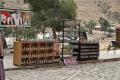 Aqaba: Souvenirhändler in Petra