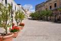 Bari: Piazza in Matera