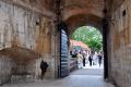 Dubrovnik: Stadttor im Westen (Pile-Tor)