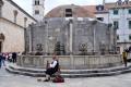 Dubrovnik: Onofrio-Brunnen