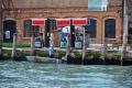 Venedig: Tankstelle einmal anders