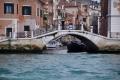 Venedig: Fahrt vom Hafen zum Markusplatz