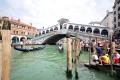 Venedig: Rialtobrücke