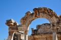 Izmir: Ephesos (Hadrianstempel)