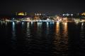 Istanbul: Skyline bei Nacht
