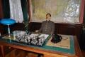 Sochi: Stalins Datscha (Arbeitszimmer)