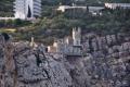 Jalta: Auslaufen (Schwalbennest)