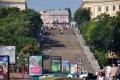 Odessa: Potemkinische Treppe