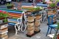Odessa: Literaturcafé