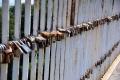 Odessa: Vorhängeschlösser der ewigen Treuer