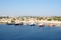 Rhodos: Blick auf die Altstadt
