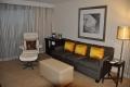 Hilton Miami Airport: Wohnzimmer