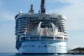 Oasis of the Seas auf Haiti