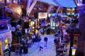 Oasis of the Seas: Royal Promenade am Abend