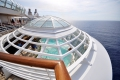 Oasis of the Seas: Whirlpool über dem Meer